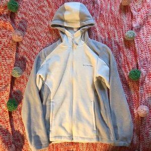 Zip up fleece